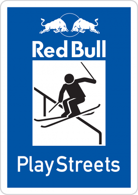 Red Bull Playstreets Ski Event in Bad Gastein, Austria, 2019