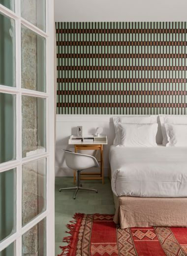 Cool Bedroom Suites | Casa Fortunato Amoreiras | Lisbon, Portugal | Luxury Design Interiors of the Boutique Hotel | White Line Hotels