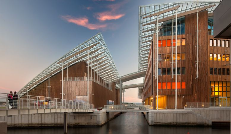 Astrup Fearnley Museet by Renzo Piano Building Workshop