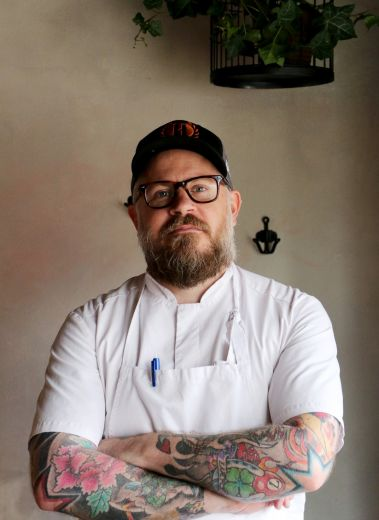 Peter Orrmyr is the Chef and owner of restaurants Bord 27 and Natur in Gothenburg, Sweden