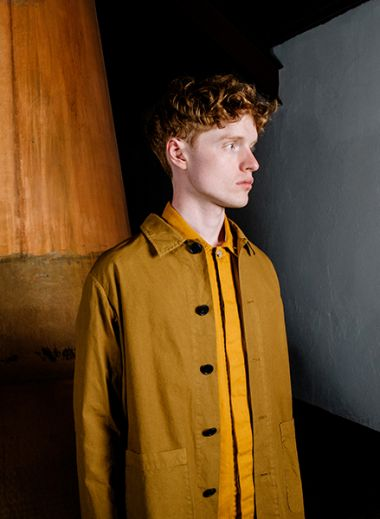 Kestin Hare - The Scottish menswear designer based in Edinburgh | Fashion