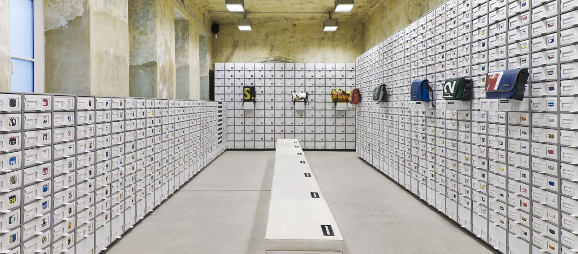 FREITAG, bags, Vienna, flagship store, Hotel Altstadt, shop, artisan, recycled,