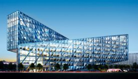 SOM's Geneva headquarters for JTI