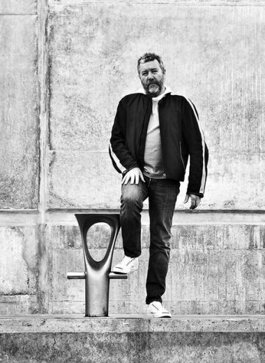 Philippe Starck at Port Adriano Mallorca