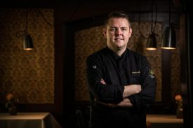 Chef Stefan Heilemann | Widder Hotel Restaurant Zurich - Living Circle |The Aficionados