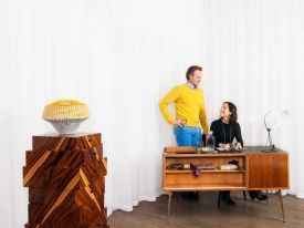 Stillfried Wien | Founders Anna & Michael Trubrig | European Design Furniture NYC | The Aficionados