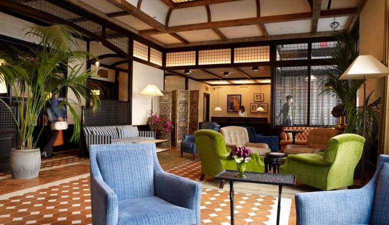 Greenwich, hotel, design, New York, architecture