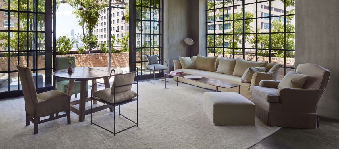 The Greenwich Hotel Tribeca, NYC - Designer Suite by Axel Vervoordt