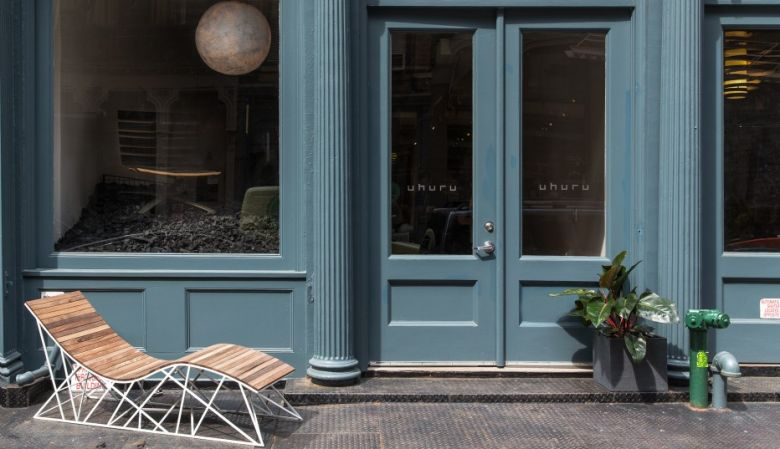 Uhuru - custom furniture makers in the design district of Tribeca, New York