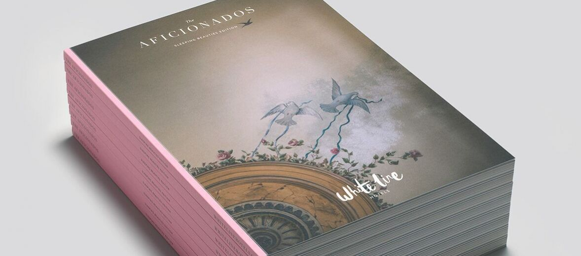 The Aficionados® Travel Magazine by White Line Hotels, directory, print, guide.
