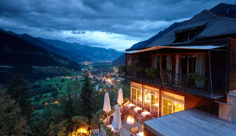 Haus Hirt Hotel & Spa in the Austrian Resort of Bad Gastein, mountains, alps, winter, where to stay, alps, alpine,