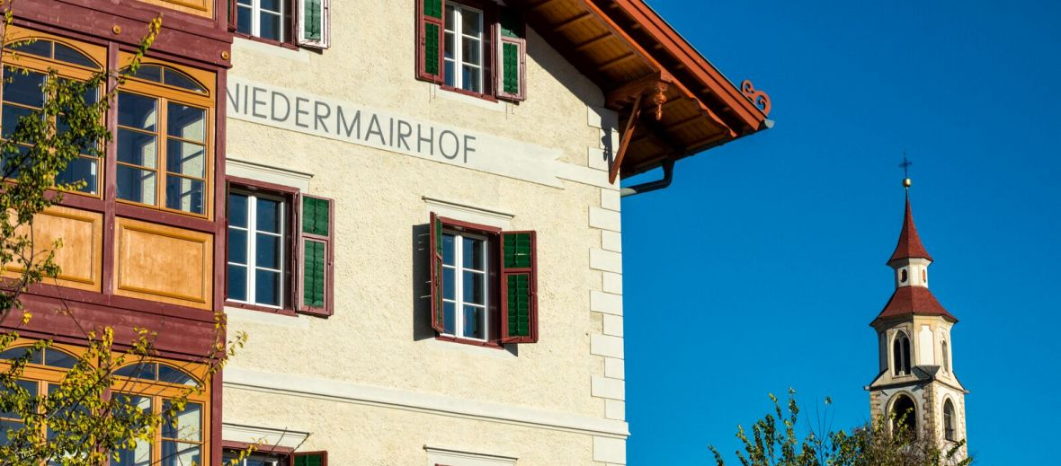 Niedermairhof, Bruncio, South Tyrol, boutique, hotel, design