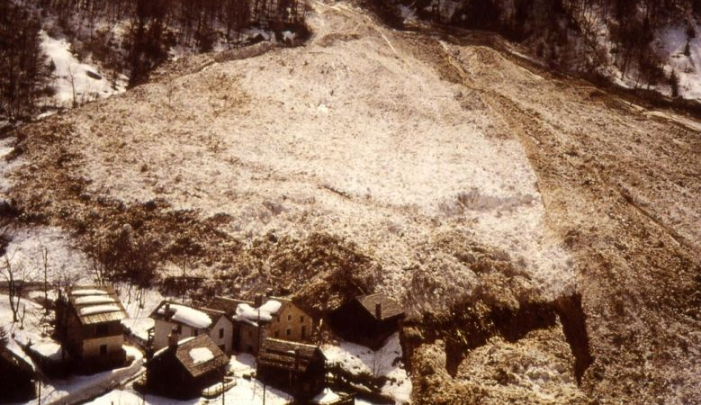the avalanche of April 25, 1986