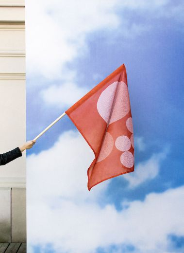 FLAGS OF UTOPIA - Theresa Hattinger  at Vienna Design Week