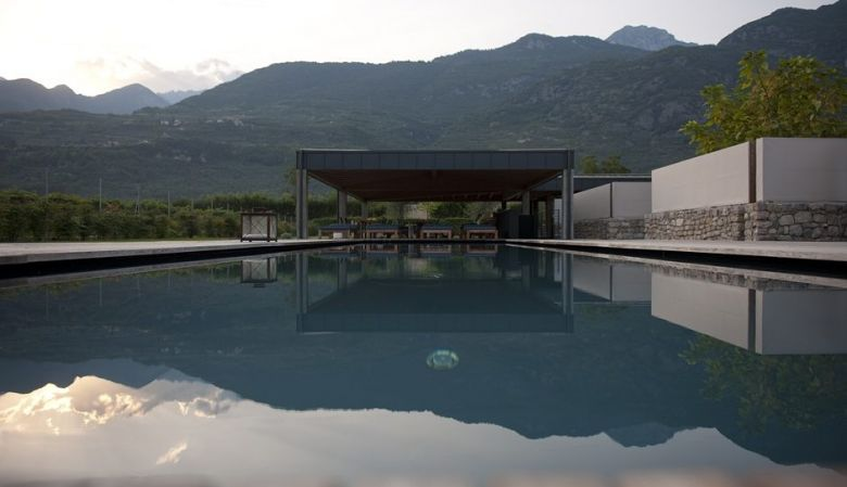 Vivere Suites and Rooms - a small design bed & breakfast, in the Arco Mountains, close to Lake Garda, Italy