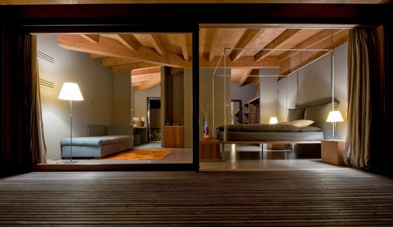 Vivere Suites & Rooms - a small design hotel in the Arco Mountains, close to Lake Garda, Italy